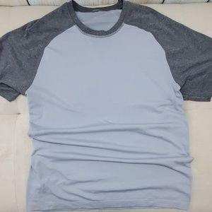 Lululemon metal vent tech short sleeve tee shirt L